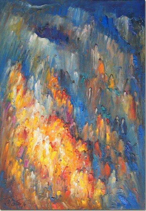 Celestial Fire - Feu Célèste