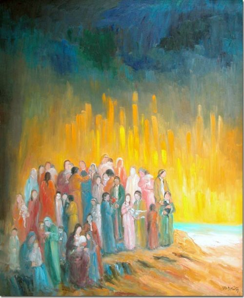 Descent of the Holy Spirit - Descente de l'Esprit