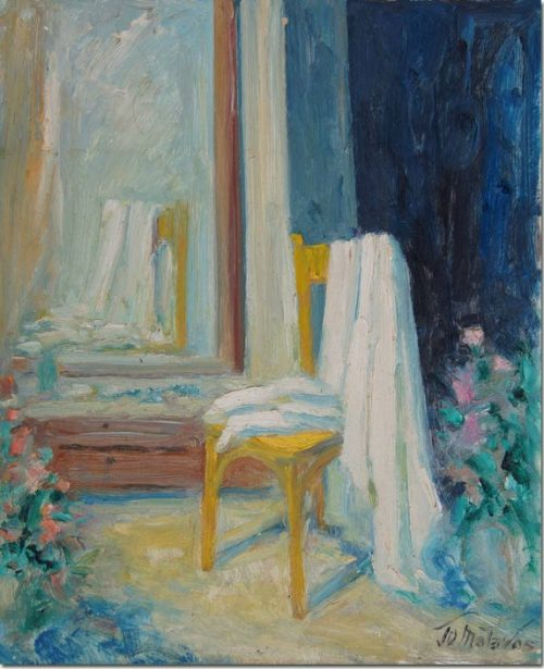 Veil with Mirror - Voile au Miroir