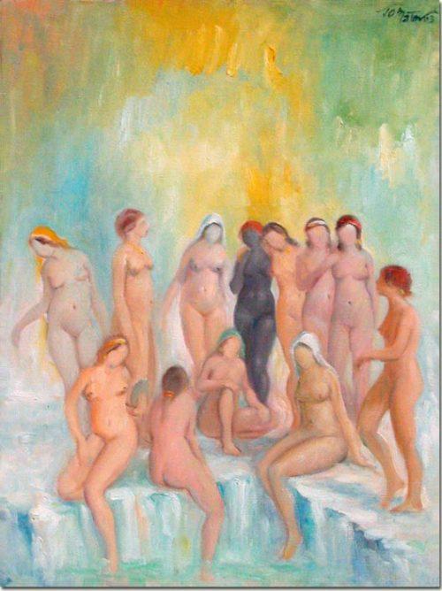 Lebanon art - Followship - Entente