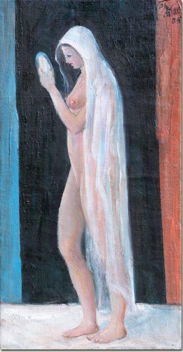 Venus and Mirror - Vénus au Miroir