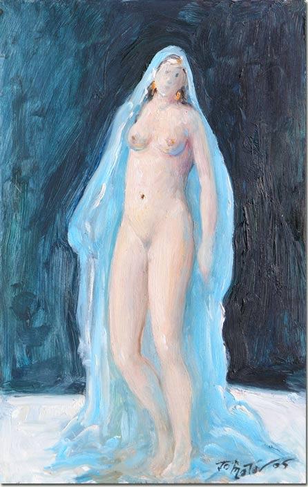 Purity in Blue - Pureté en Bleue
