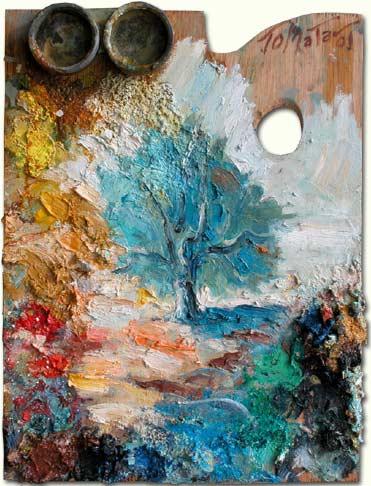 Olive Tree - Olivier