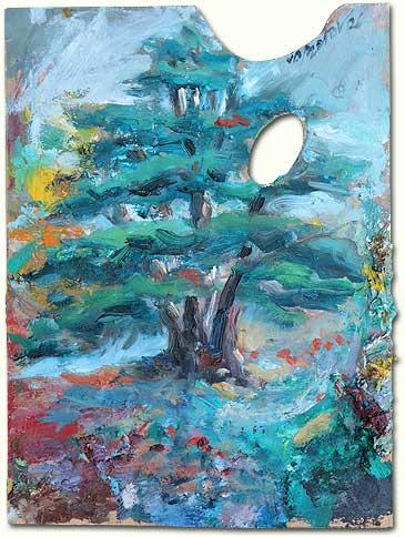 Eternal Cedar of Lebanon - Cèdre éternel du Liban