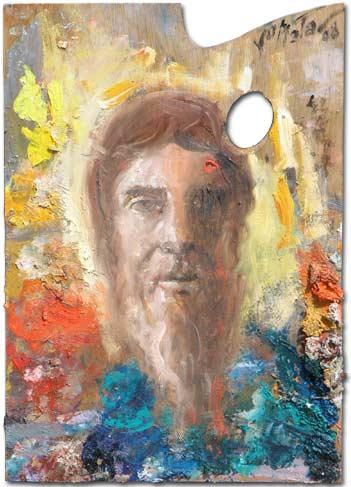 The face of Christ - Visage du Christ