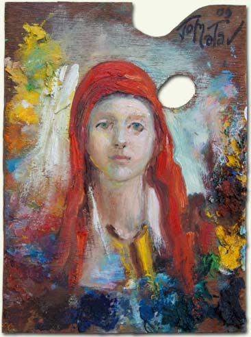 Art palette - Rita