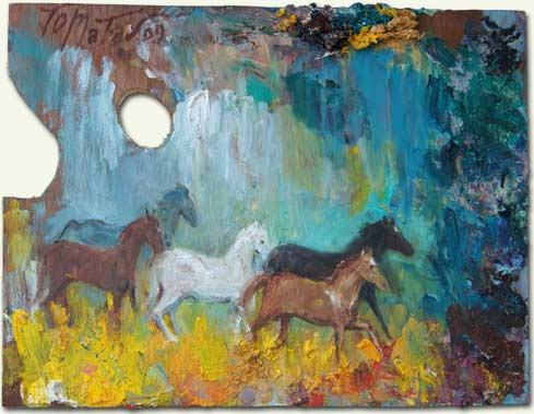 Wild Horses - Chevaux sauvages