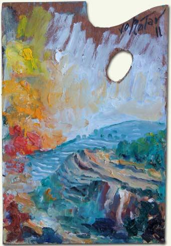 The Cliff - La Falaise