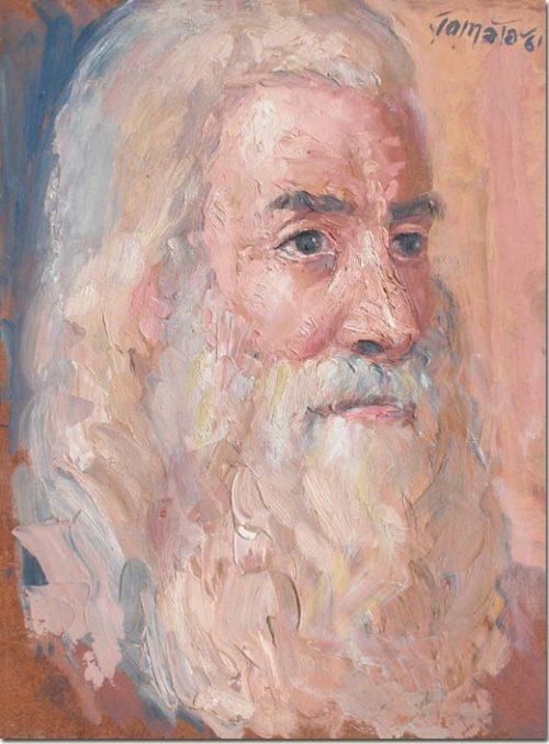 Art painting - Sylvio