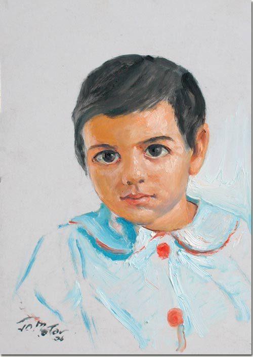 Art Portrait - Yuna