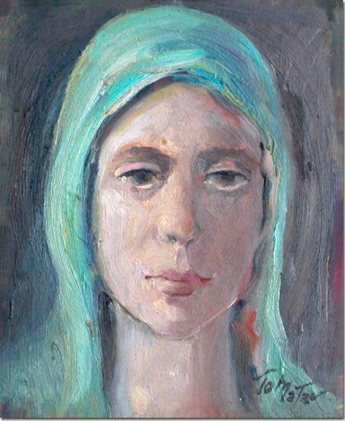 Portrait - Eleanor