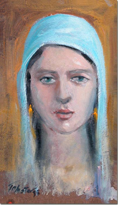 Virgin - Vierge