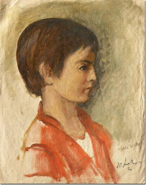 Portrait William