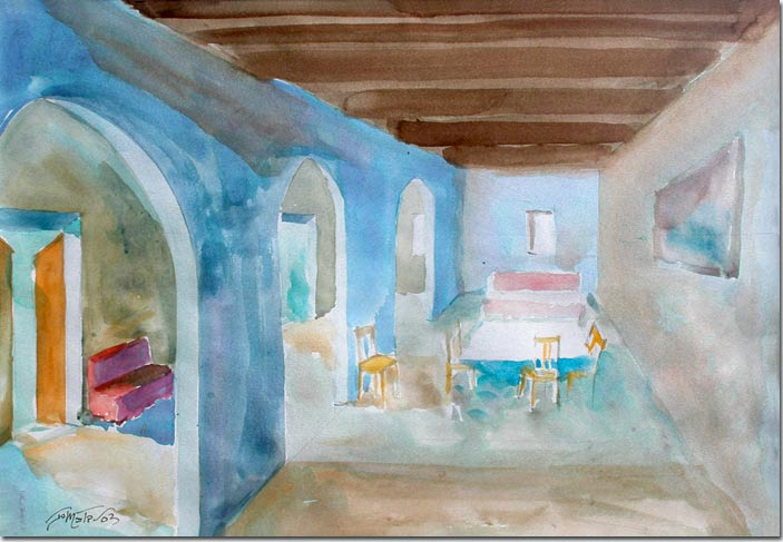 Interior - Interieur