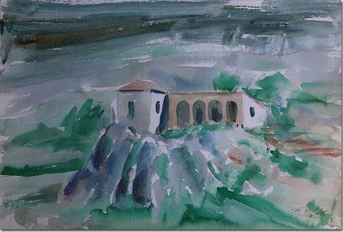 House on the Rocks - Maison aux rochers