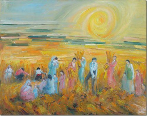 Celestial Harvest - Aliment Solaire