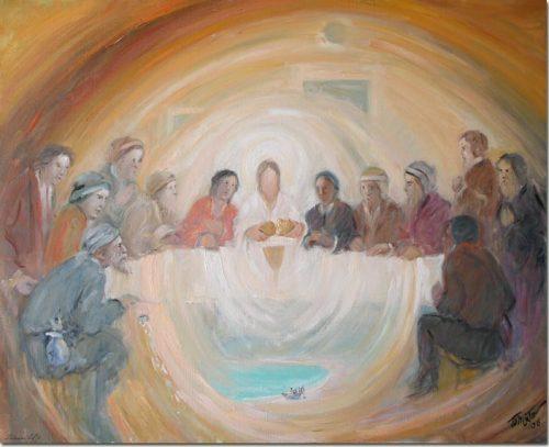 Le Dernier Repas - The Last Supper