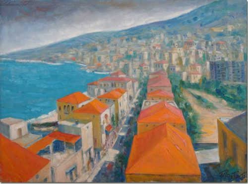 Jounieh, Heart of the Town - Jounieh, Coeur de la Ville