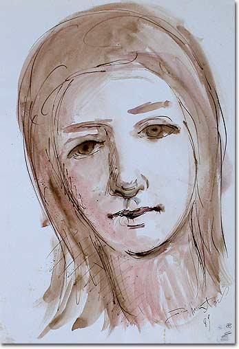 Sketch Claire