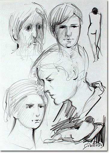 Sketch - Croquis