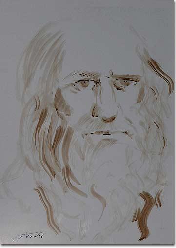 Sketch - Léonard