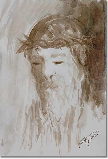 Sketch - Christ