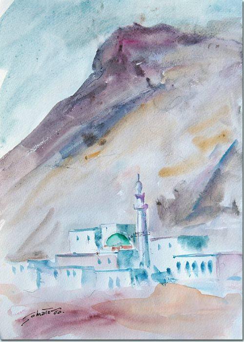 Maaloula Mosque - Mosquée à Maaloula