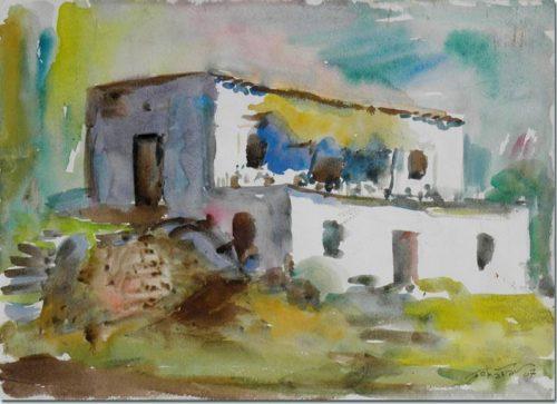 Lebanese Rural House - Maison Libanaise paysanne