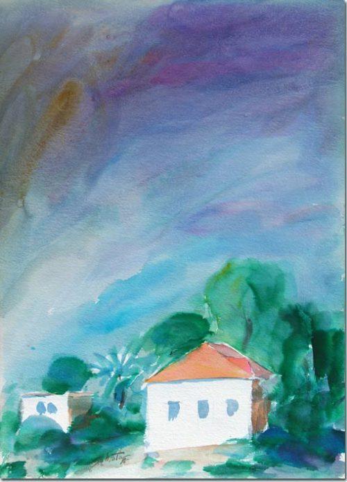 House in Obaidat - Maison à Obaidat