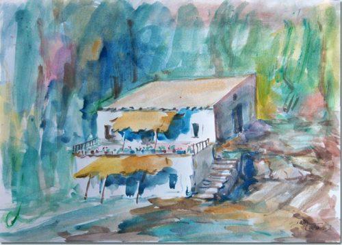Terrace - Terrasse